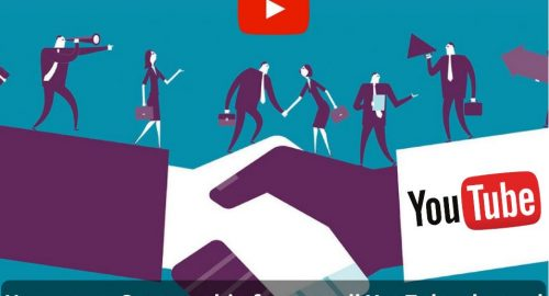 How to get sponsorship for a small YouTube channel