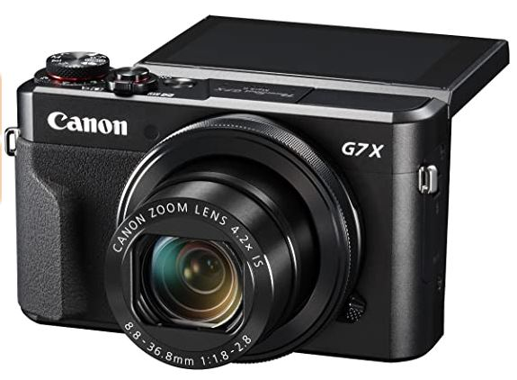 Canon PowerShot G7 Mark II