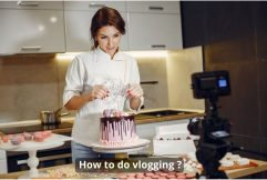 How to do food vlogging