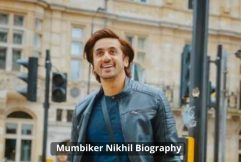 Mumbiker Nikhil Biography